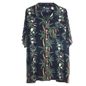 Other - K.A.D. Clothing Co XL Palm Trees Coconuts Russia
